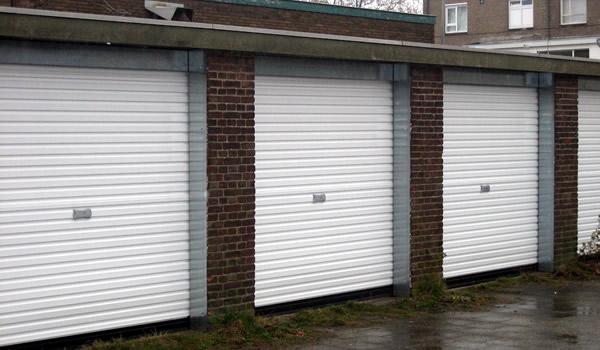 Garage Huren Arnhem : Garageboxen u weideburgh exploitatie van onroerend goed door heel